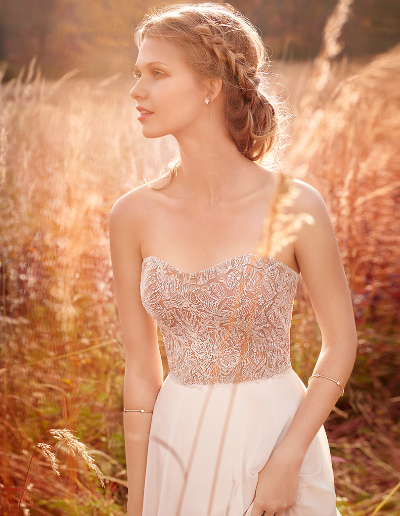 Jim Hjelm Bridal Gowns by Hayley Paige