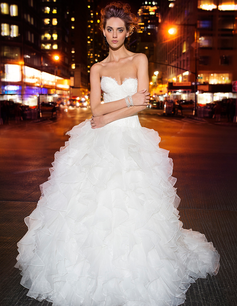 Wedding Dresses from Lovelle by Lazaro