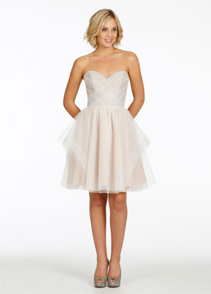 Alvina Maids Bridesmaids and Special Occasion Dresses Style 9420 by JLM Couture, Inc.