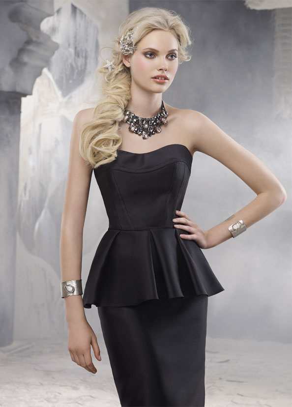 Alvina Maids Bridesmaids and Special Occasion Dresses Style AV9265 by JLM Couture, Inc.