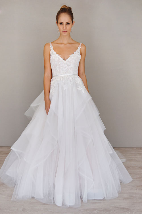 Bridal Gowns Wedding Dresses By Alvina Valenta