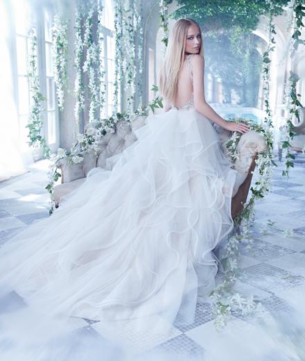 Alvina Valenta Bridal Dresses Style 9450 by JLM Couture, Inc.