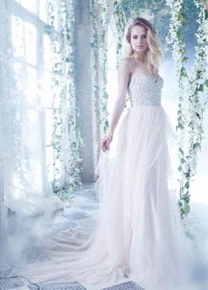 Alvina Valenta Bridal Dresses Style 9459 by JLM Couture, Inc.