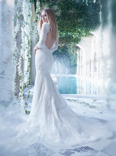 Alvina Valenta Bridal Dresses Style 9458 by JLM Couture, Inc.