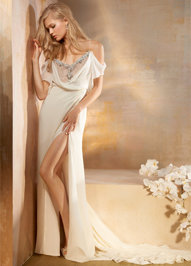 Alvina Valenta Bridal Dresses Style 9500 by JLM Couture, Inc.