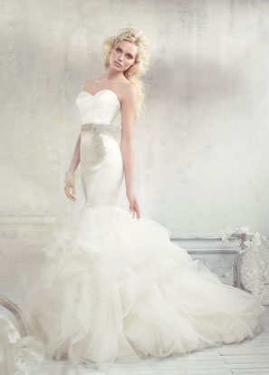 Alvina Valenta Bridal Dresses Style 9307 by JLM Couture, Inc.