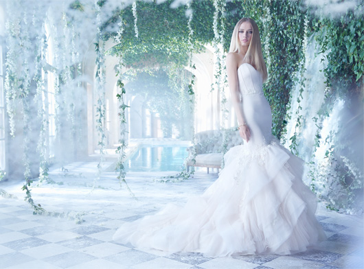 Alvina Valenta Bridal Dresses Style 9453 by JLM Couture, Inc.