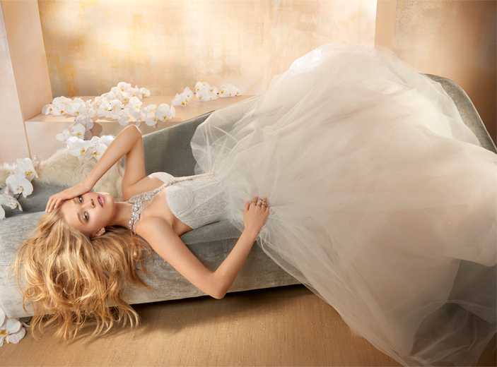 Alvina Valenta Bridal Dresses Style 9502 by JLM Couture, Inc.