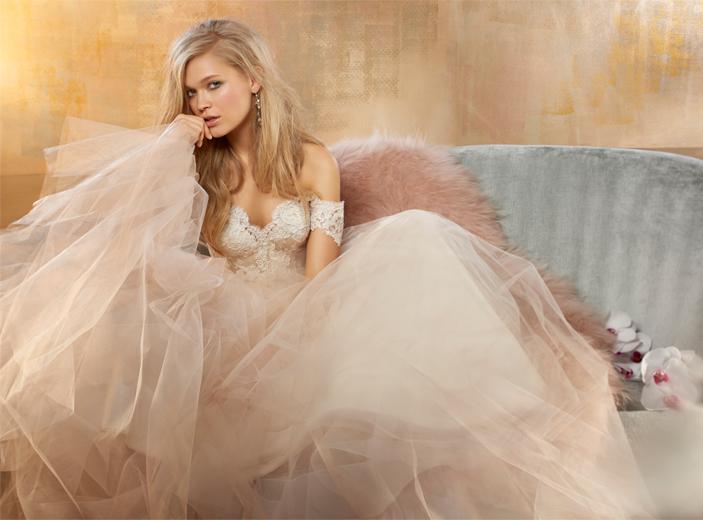 Alvina Valenta Bridal Dresses Style 9506 by JLM Couture, Inc.