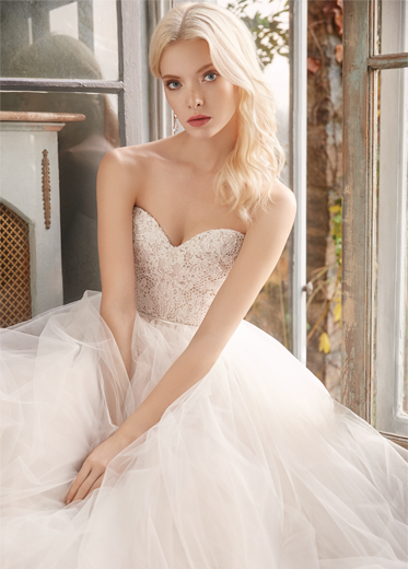 Alvina Valenta Bridal Dresses Style 9604 by JLM Couture, Inc.