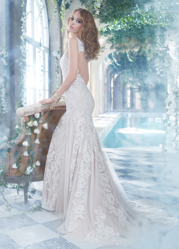 Alvina Valenta Bridal Gowns, Wedding Dresses Style AV9407 by JLM Couture, Inc.