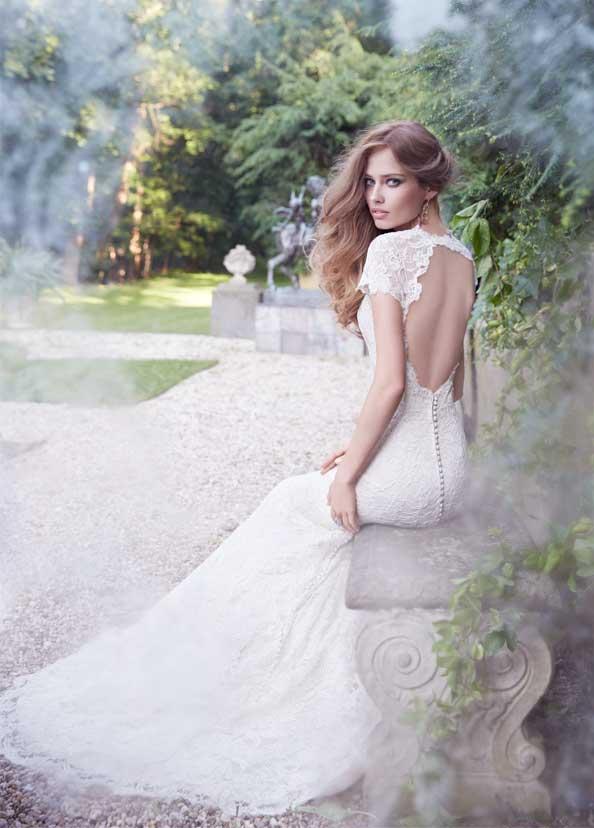 Alvina Valenta Bridal Gowns, Wedding Dresses Style AV9358 by JLM Couture, Inc.
