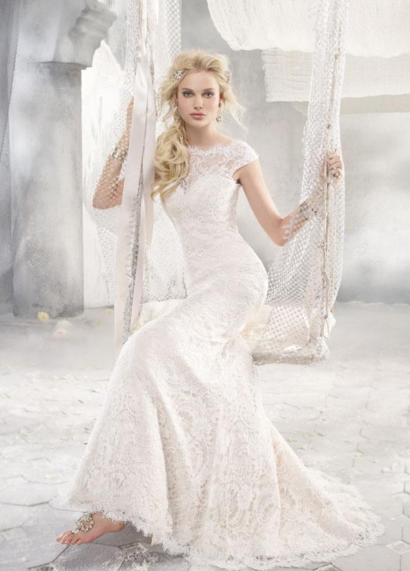 Wedding: French Wedding Dresses