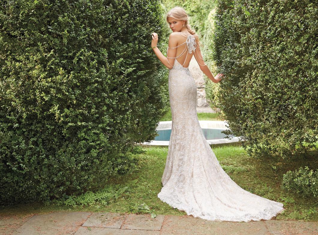 Alvina Valenta Bridal Gowns, Wedding Dresses Style AV9557 by JLM Couture, Inc.