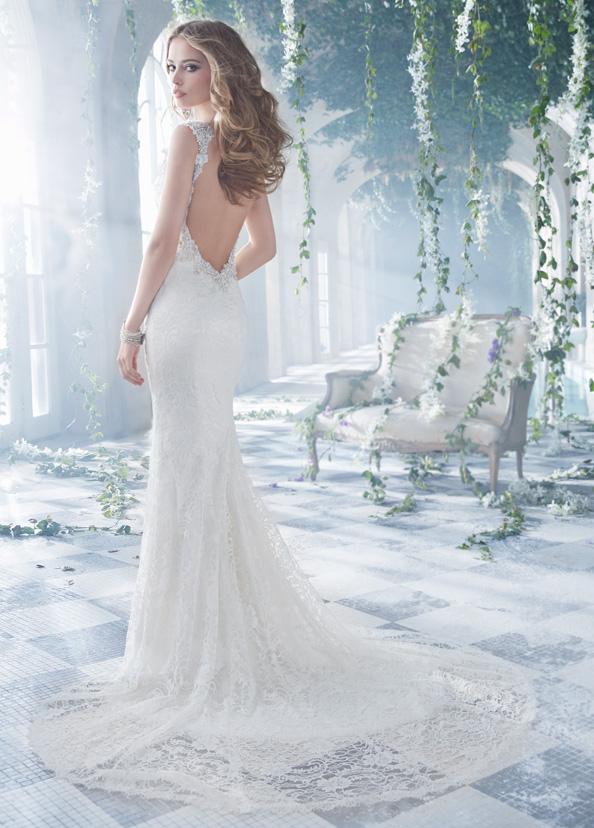Alvina Valenta Bridal Gowns, Wedding Dresses Style AV9400 by JLM Couture, Inc.