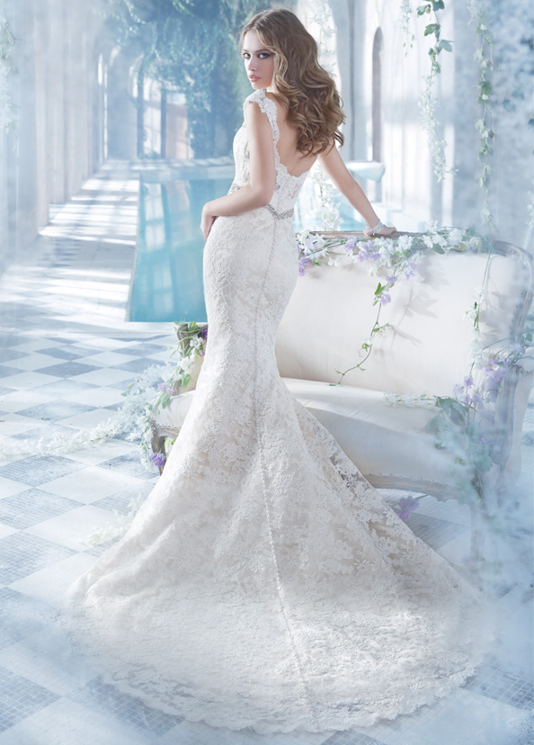 Alvina Valenta Bridal Gowns, Wedding Dresses Style AV9412 by JLM Couture, Inc.
