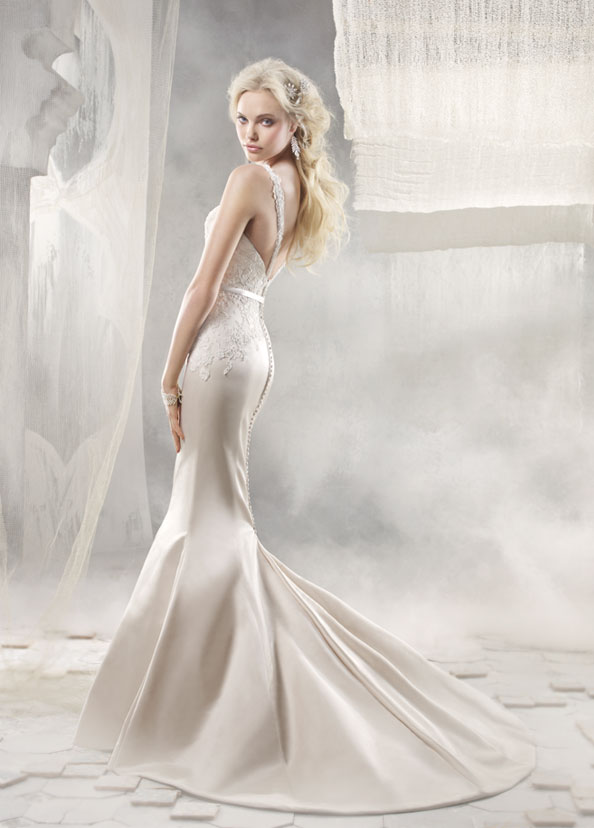 Alvina Valenta Bridal Gowns, Wedding Dresses Style AV9256 by JLM Couture, Inc.