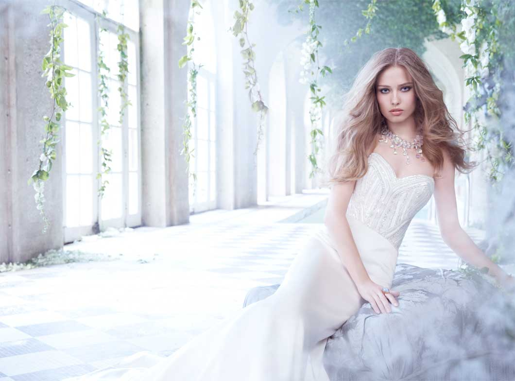 Alvina Valenta Bridal Gowns, Wedding Dresses Style AV9366 by JLM Couture, Inc.