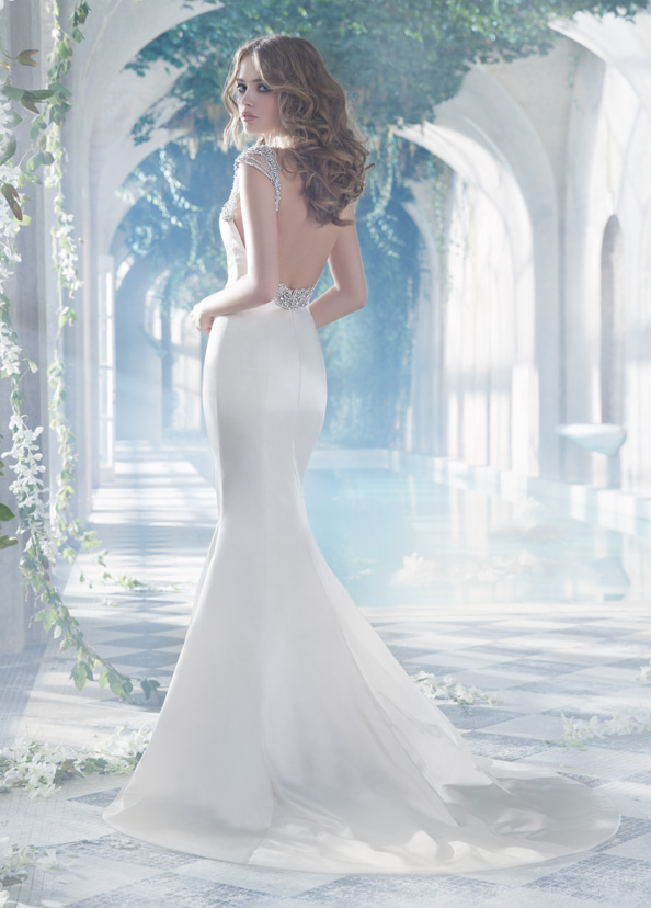 Alvina Valenta Bridal Gowns, Wedding Dresses Style AV9410 by JLM Couture, Inc.