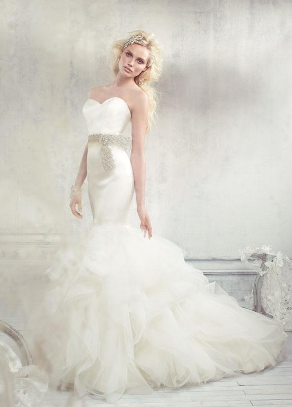 Alvina Valenta Bridal Gowns, Wedding Dresses Style AV9307 by JLM Couture, Inc.