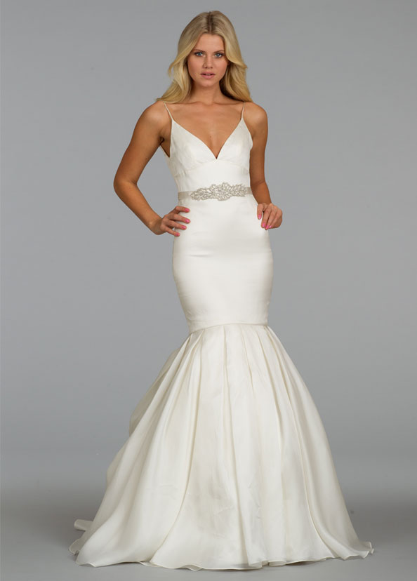 Alvina Valenta Bridal Gowns, Wedding Dresses Style AV9406 by JLM Couture, Inc.