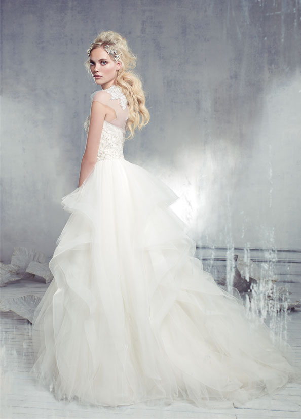 Alvina Valenta Bridal Gowns, Wedding Dresses Style AV9308 by JLM Couture, Inc.