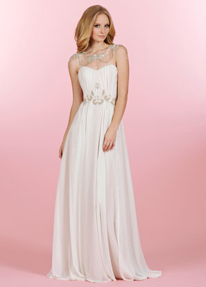 Blush Bridal Dresses Style 1452 by JLM Couture, Inc.