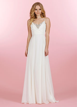 Blush Bridal Dresses Style 1455 by JLM Couture, Inc.