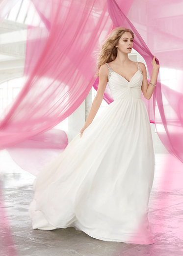 Blush by Hayley Paige Bridal Dresses Style 1601 by JLM Couture, Inc.