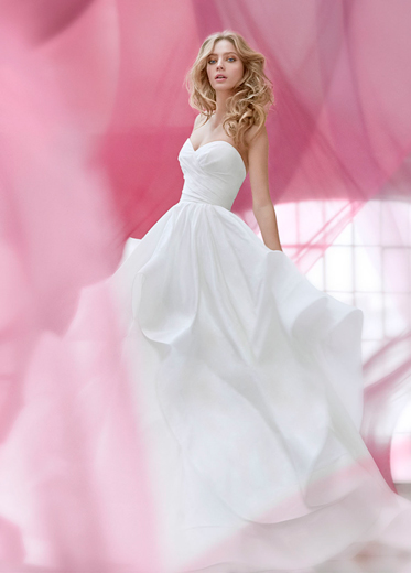 Blush by Hayley Paige Bridal Dresses Style 1602 by JLM Couture, Inc.