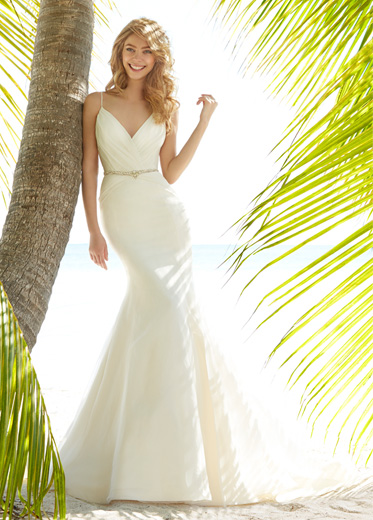 Blush Bridal Dresses Style 1505 by JLM Couture, Inc.