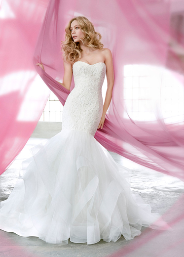 Blush by Hayley Paige Bridal Dresses Style 1603 by JLM Couture, Inc.
