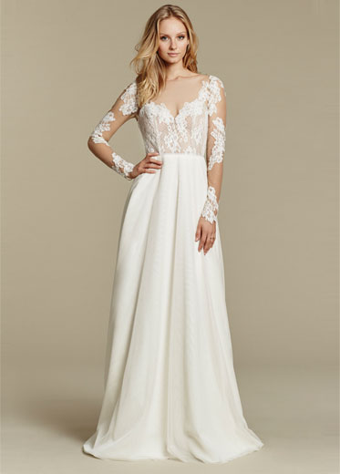 Blush by Hayley Paige Bridal Dresses Style 1604 by JLM Couture, Inc.