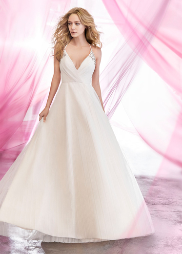 Blush by Hayley Paige Bridal Dresses Style 1605 by JLM Couture, Inc.