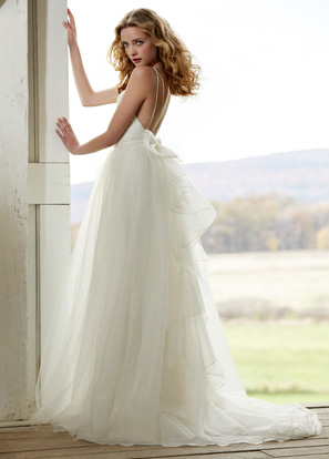 Blush by Hayley Paige Bridal Dresses Style 1201 by JLM Couture, Inc.