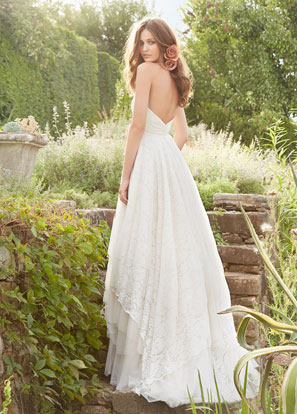 Blush by Hayley Paige Bridal Dresses Style 1350 by JLM Couture, Inc.