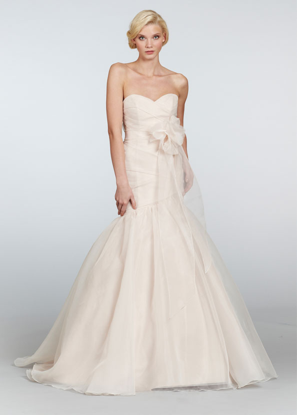 Blush by Hayley Paige Bridal Gowns, Wedding Dresses Style 1305 by JLM Couture, Inc.