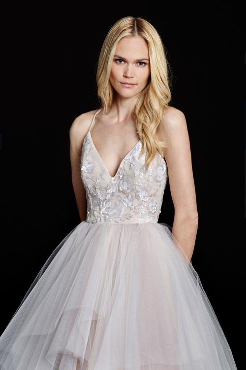 Hayley paige coco wedding dress price junoir bridesmaid for Hayley paige wedding dress prices