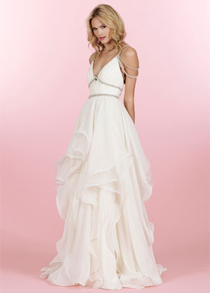 Hayley Paige Bridal Dresses Style 6450 by JLM Couture, Inc.