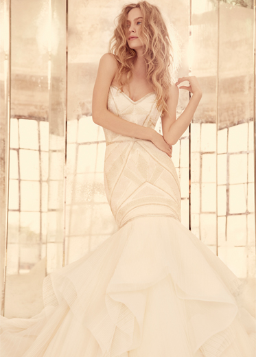 Hayley Paige Bridal Dresses Style 6561 by JLM Couture, Inc.