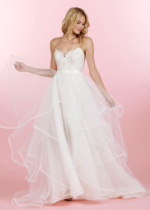 Hayley Paige Bridal Dresses Style 6457 by JLM Couture, Inc.