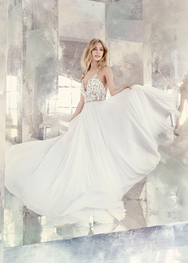 Hayley Paige Bridal Dresses Style 6609 by JLM Couture, Inc.