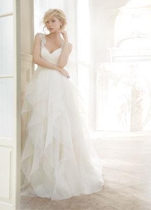 Hayley Paige Bridal Dresses Style 6350 by JLM Couture, Inc.