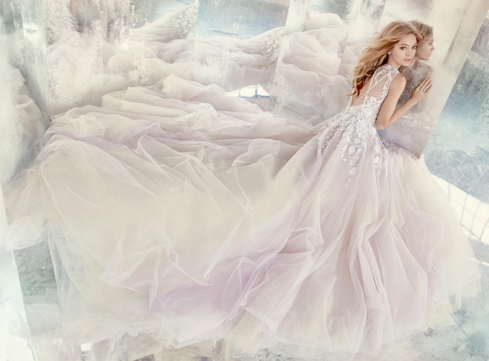 Hayley Paige Bridal Dresses Style 6604 by JLM Couture, Inc.