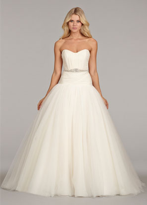 Hayley Paige Bridal Dresses Style 6407 by JLM Couture, Inc.