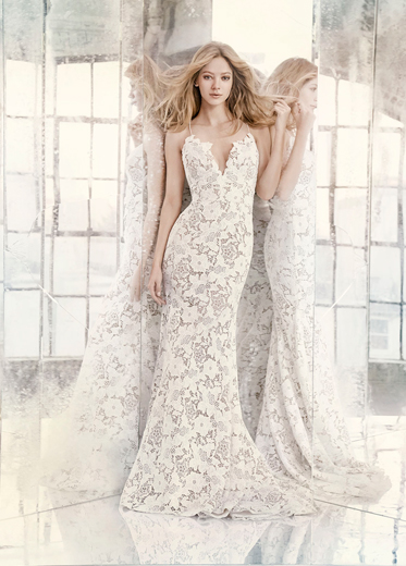 Hayley Paige Bridal Dresses Style 6606 by JLM Couture, Inc.