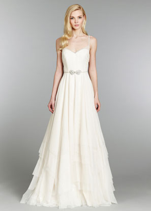 Hayley Paige Bridal Dresses Style 6360 by JLM Couture, Inc.