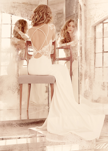 Hayley Paige Bridal Dresses Style 6559 by JLM Couture, Inc.
