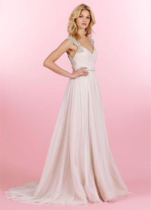 Hayley Paige Bridal Dresses Style 6456 by JLM Couture, Inc.