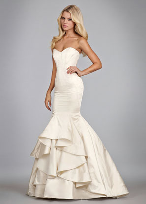 Hayley Paige Bridal Dresses Style 6408 by JLM Couture, Inc.